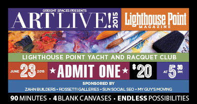 Art Live Benefit for Broward Children's Center