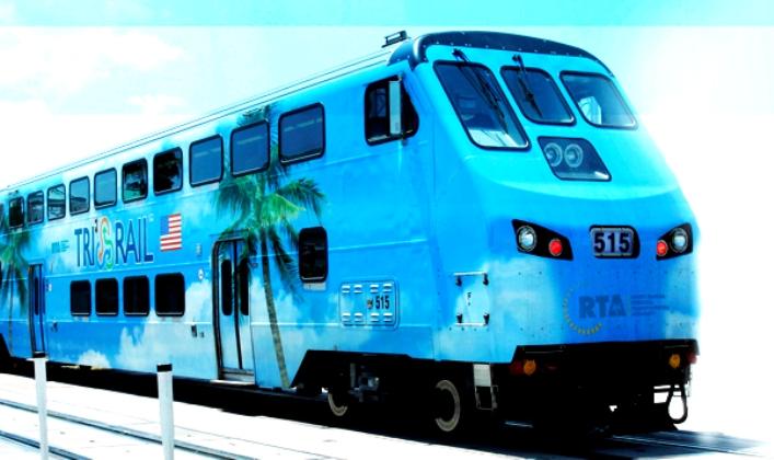 Car crashes into Tri-Rail Train in Pompano Beach; one dead