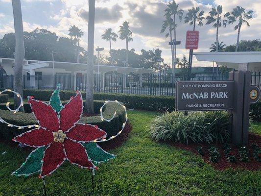 McNab Park in Pompano Beach