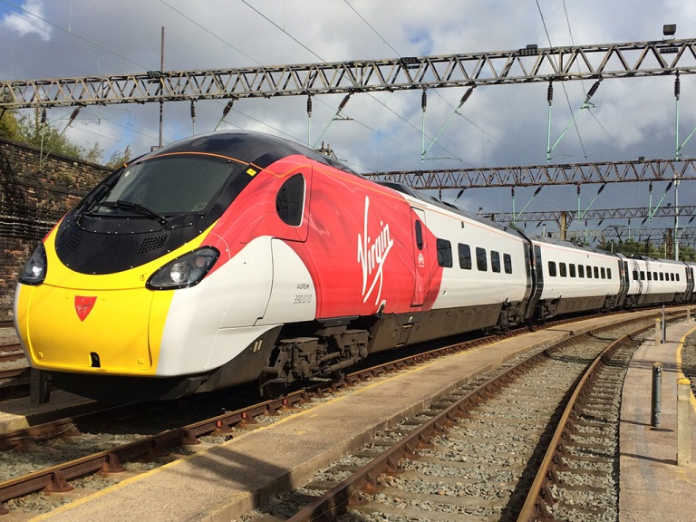 Virgin trains replace Brightline in Pompano Beach and South Florida
