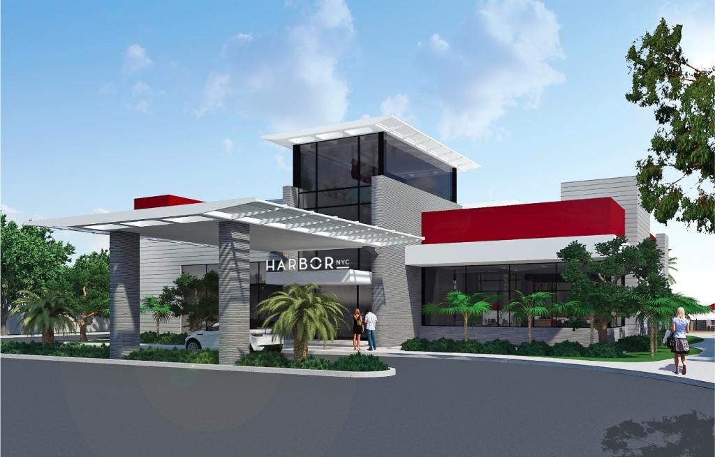 Pompano Beach Restaurant Construction: Harbor Promenade-Courtesy Photo-Prototype