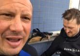 Randel Sands, LBTS Diver Saves Shark. Courtesy-You tube