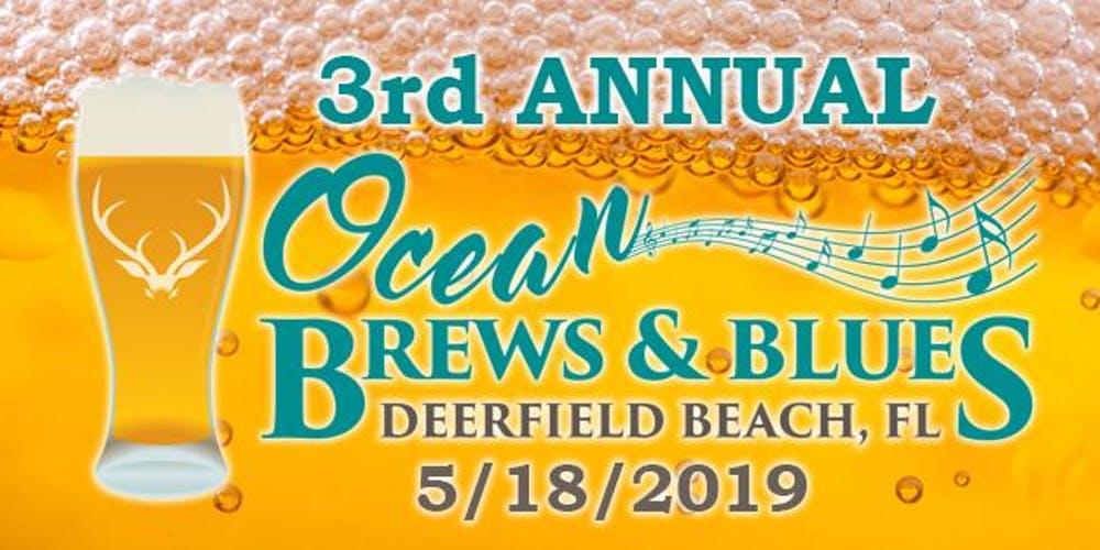 Ocean Brews and Blues in Deerfield Beach