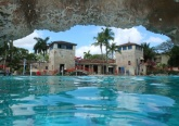 Venetian Pool in Coral Gables.