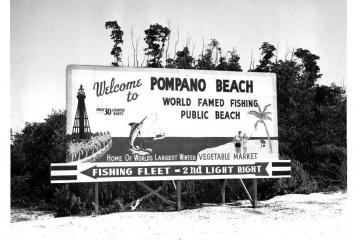 Pompano Beach History