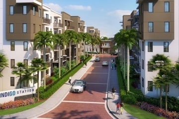 Deerfield Beach Indigo Station -new apartment construction- courtesy photo