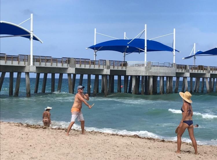 Pompano Beach Pier- Fisher Family Pier