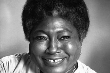 Actress Esther Rolle of Pompano Beach, FL-photo courtesy-IMDB