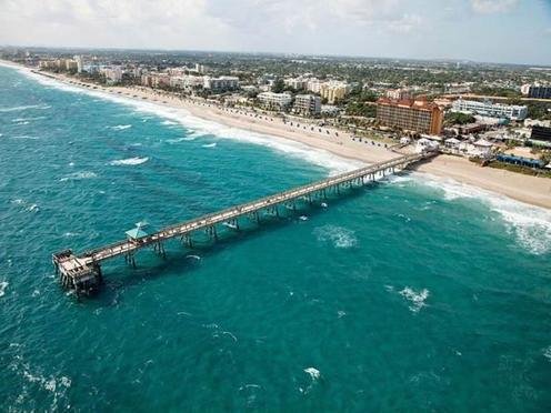 BODY FOUND BY THE DEERFIELD BEACH PIER - Local News-Pompano