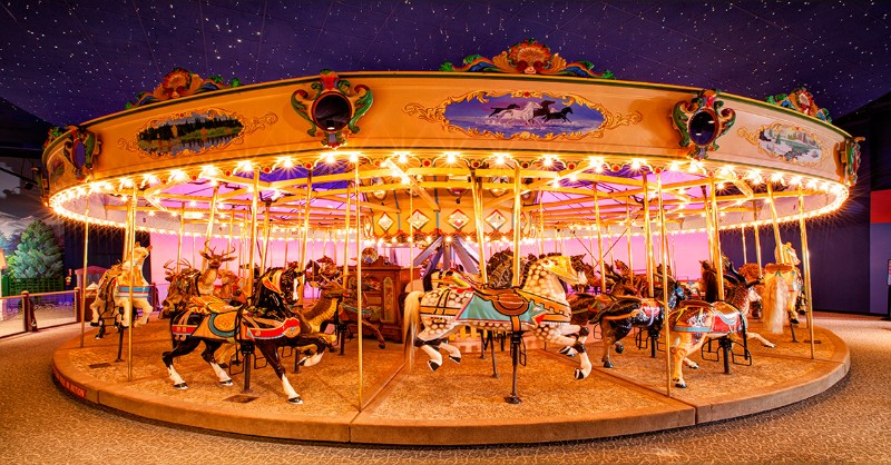 Sept. 14: Carousel Carnival at the Pompano Citi Centre ...