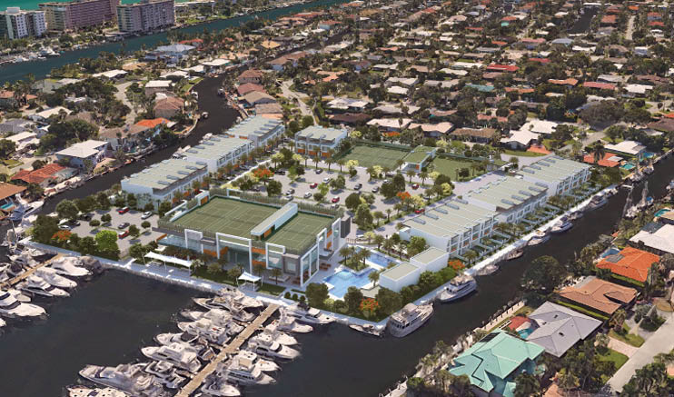 Lighthouse Point Yacht Club Redevelopment