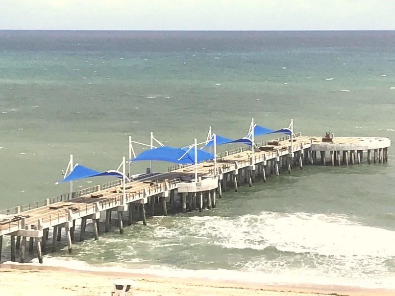 New Pictures Pompano Beach Pier Oceanic Restaurant