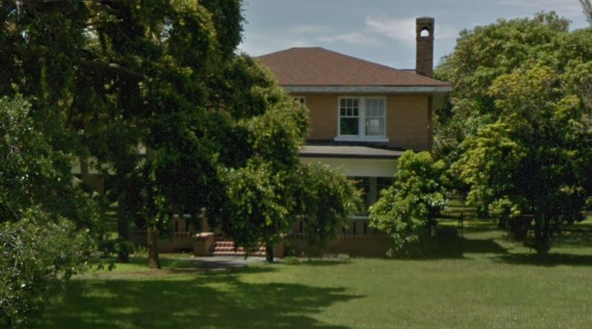 McNab House, Atlantic Blvd. in Pompano Beach