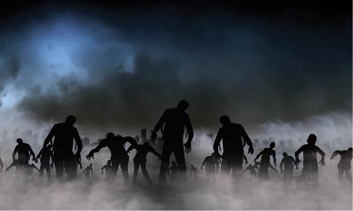 Zombie 5k