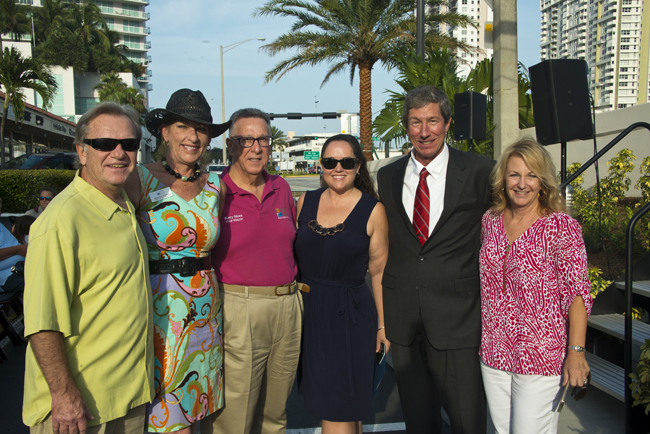Atlantic Blvd Bridge Grand Opening in Pompano Beach