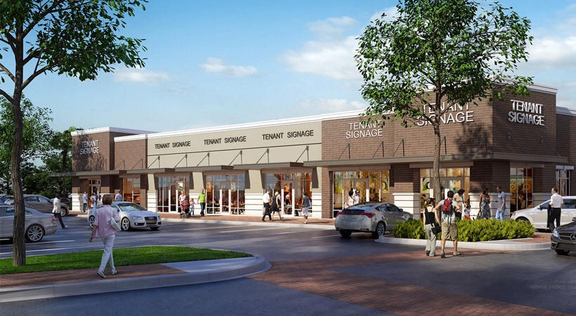 Deerfield Beach Indigo Station -new retail construction- courtesy photo