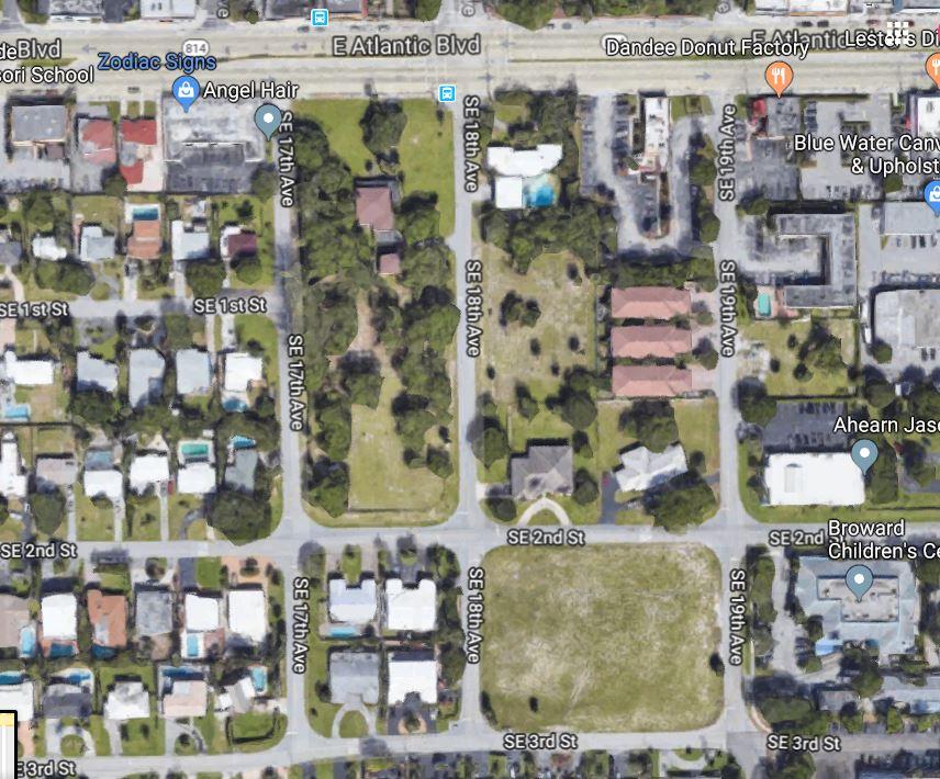 McNab House area-Pompano Beach re-development-courtesy photo-Google