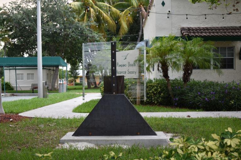 Pompano Beach 9-11 memorial