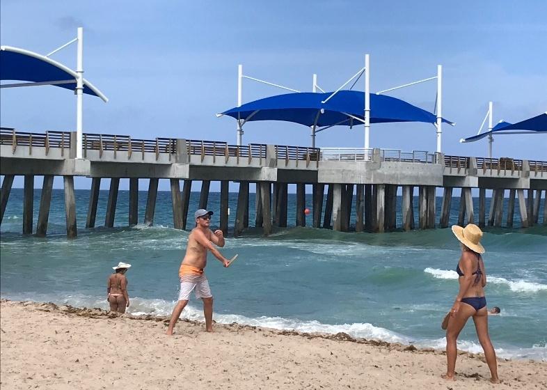Pompano Beach Pier Fee- Fisher Family Pier