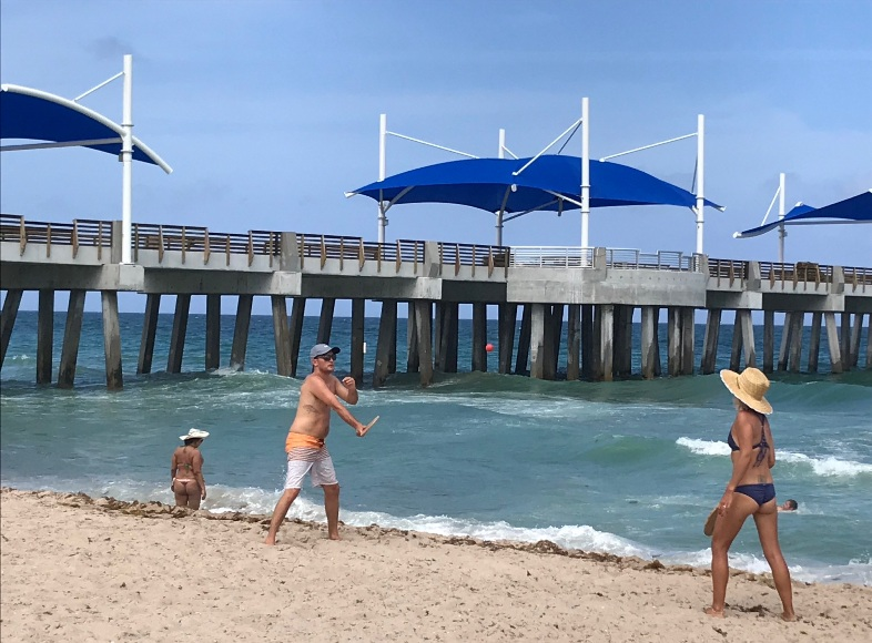Pompano Beach Pier- Fisher Family Pier