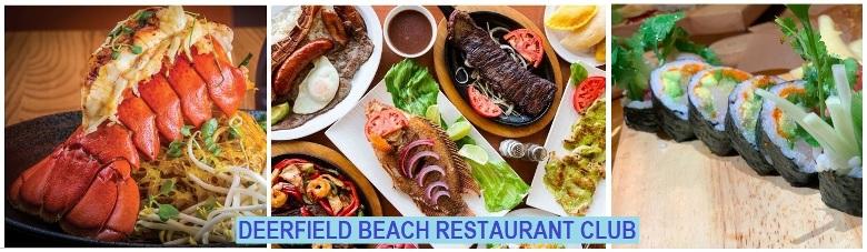 Most Popular Deerfield Beach Restaurants And More