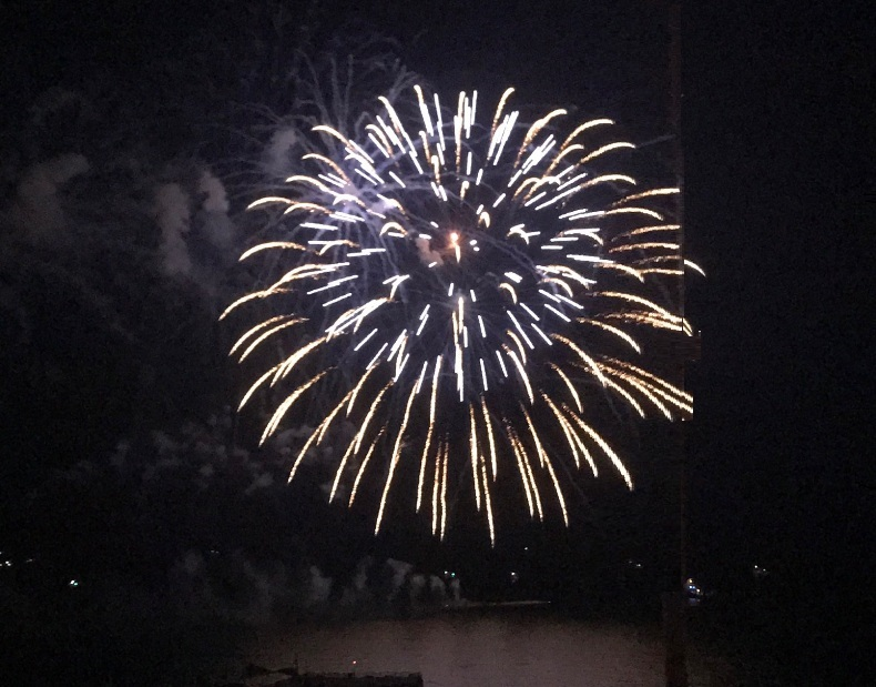 Pompano Beach Fireworks Display