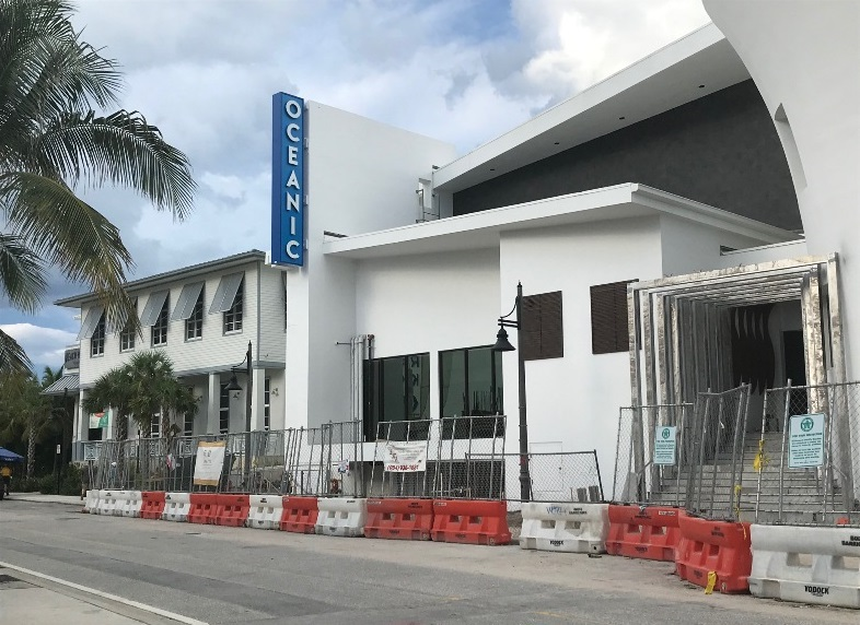 Pompano Beach Construction: Oceanic