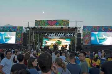 The 8th Annual Pompano Beach Brazilian Festival, Headlined By IZA happens Saturday Oct. 19, 2019. Courtesy photo