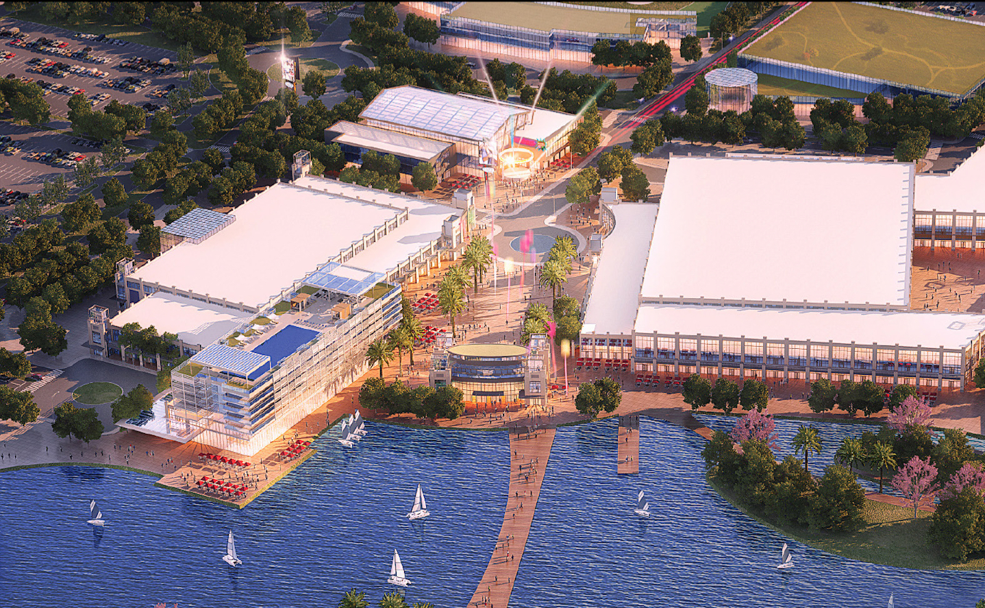 Isle Casino. Live! Resorts Pompano Beach