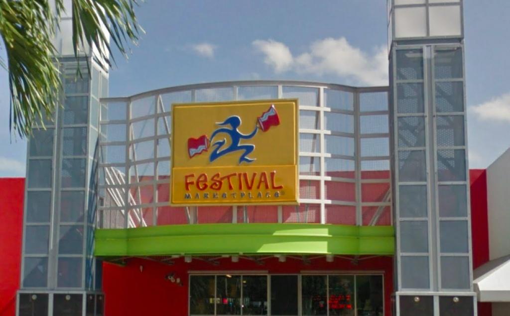 Pompano Beach Festival Marketplace is expanding - photo courtesy Google