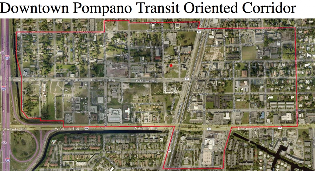 Pompano Beach Downtown Innovation District