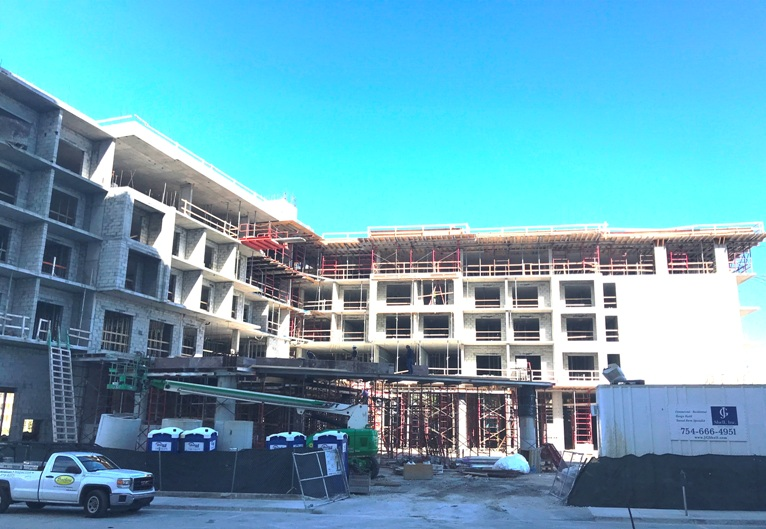 Pompano Beach Hilton Hotel