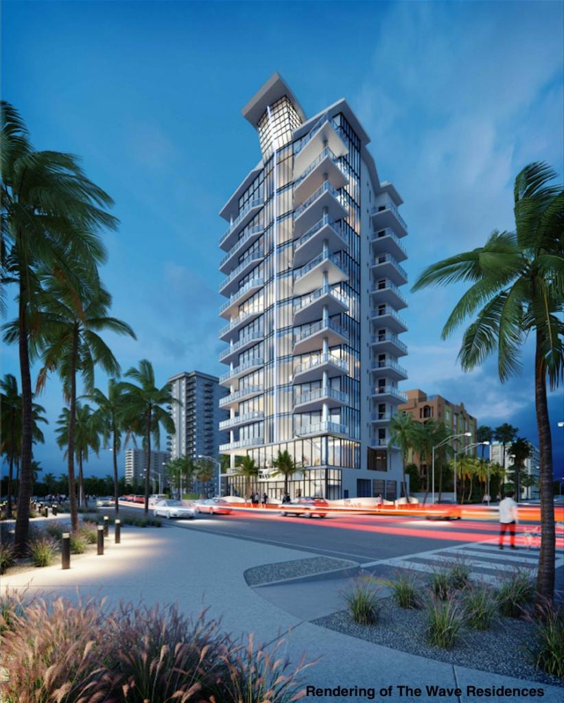 Pompano Beach A1A CONSTRUCTION
