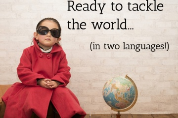 Ready to Tackle the World in Two Langages