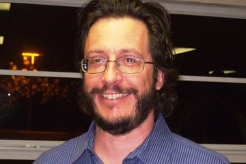 Pompano Magazine Editor Jeff Levine